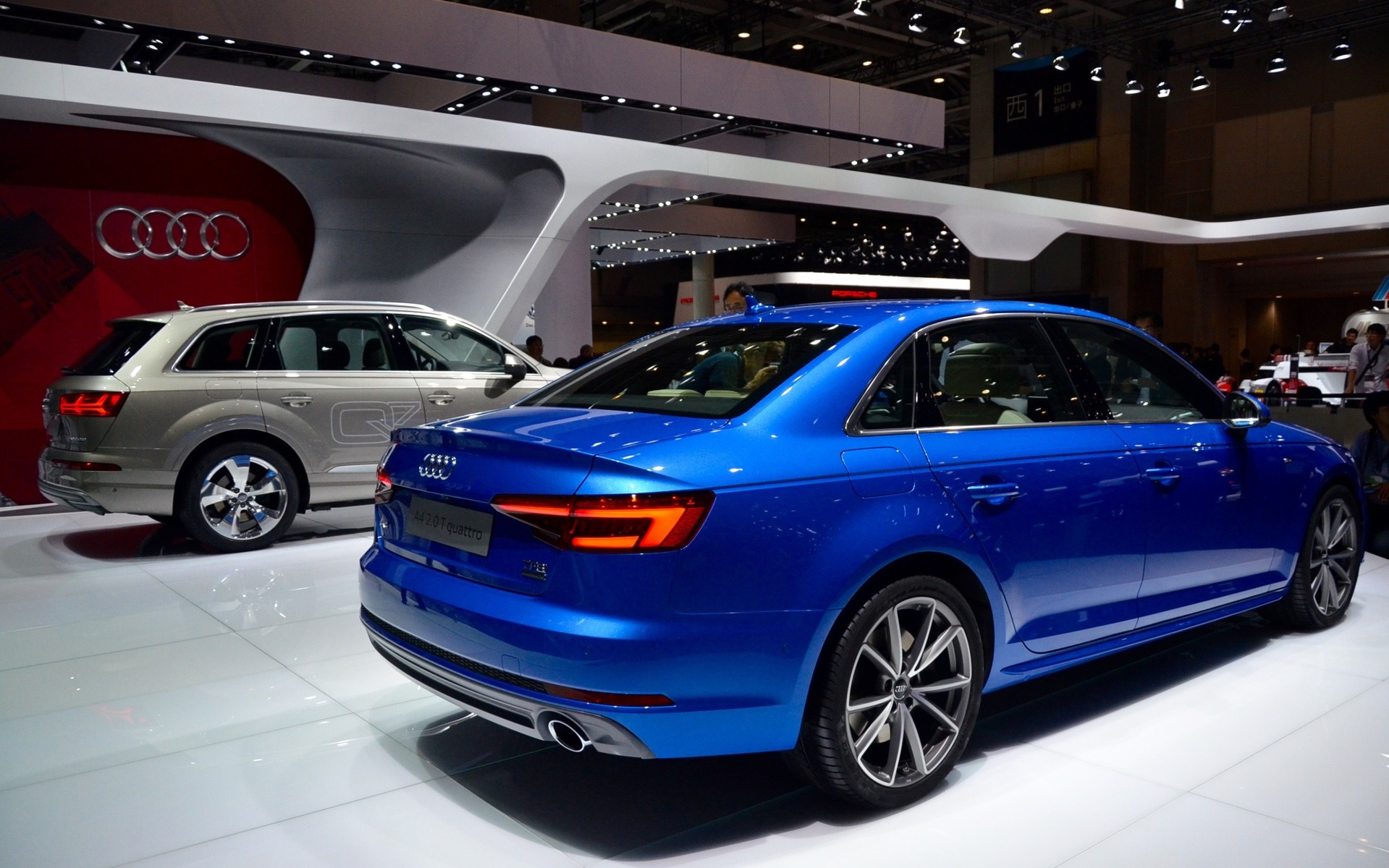 Audi At The 2015 Tokyo Motor Show 4 15
