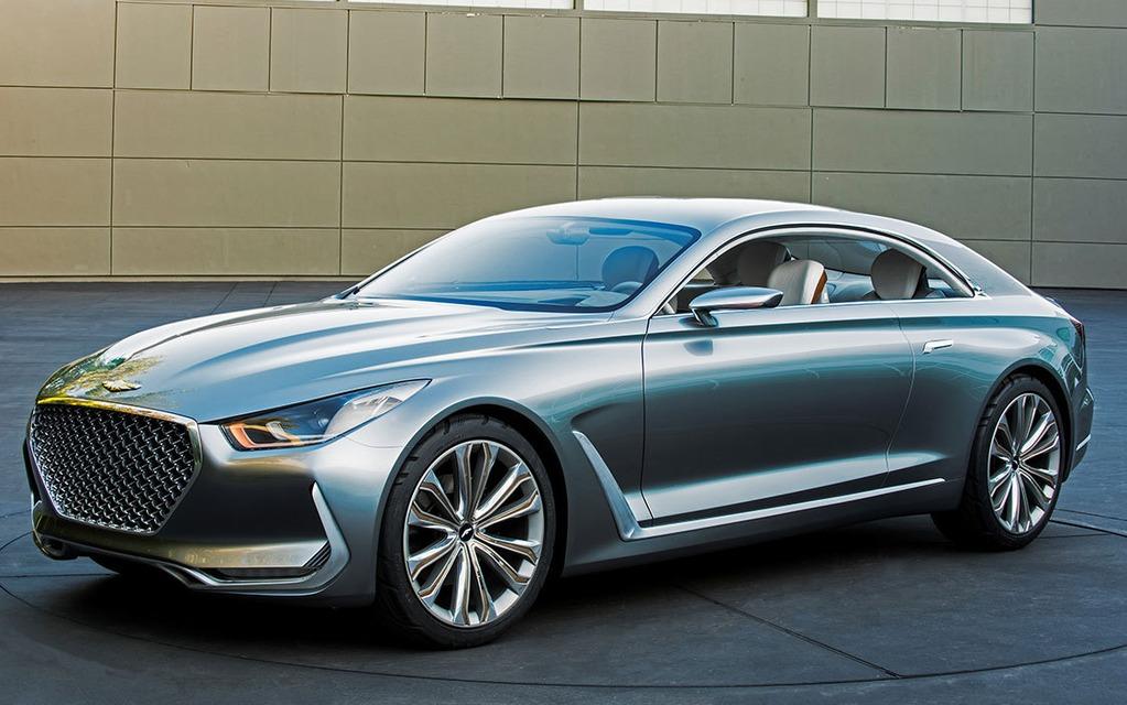 Hyundai Motor S New Luxury Brand Will Be Called Genesis