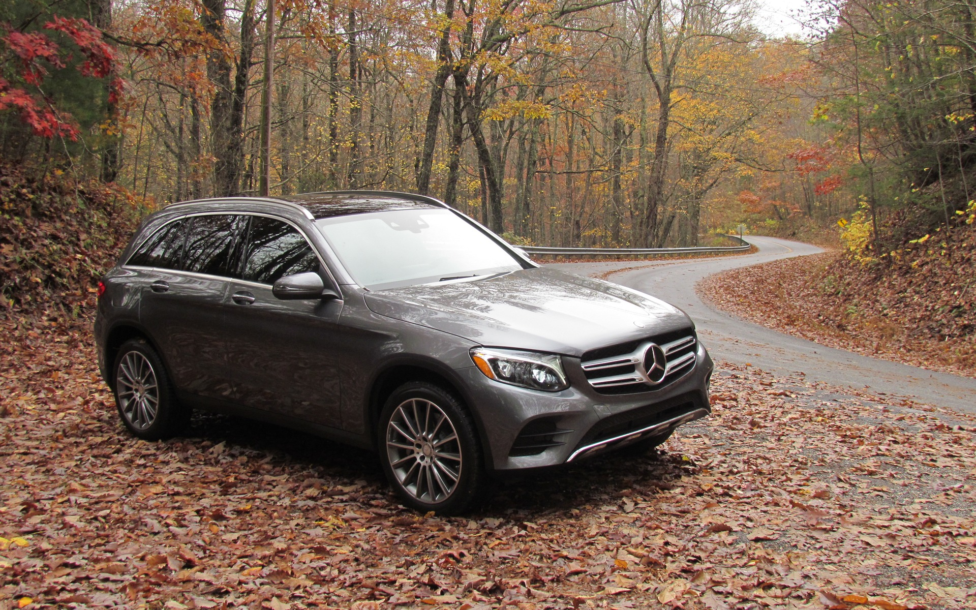 2016 Mercedes Benz GLC 300 4MATIC Blending In The Car Guide