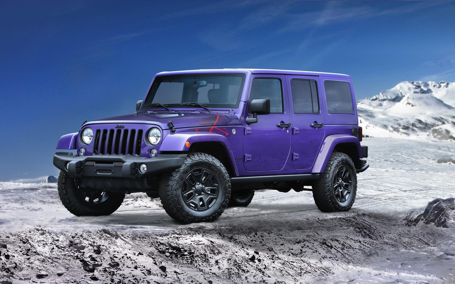 Jeep Wrangler Backcountry