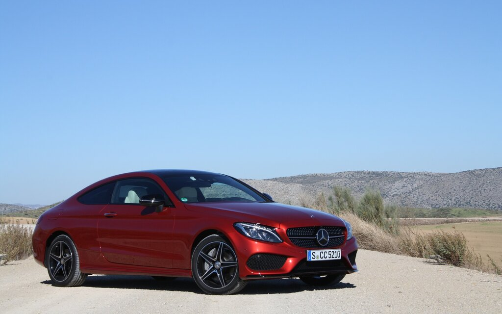 2017 Mercedes Benz C Class Coupe Reward For Selfishness