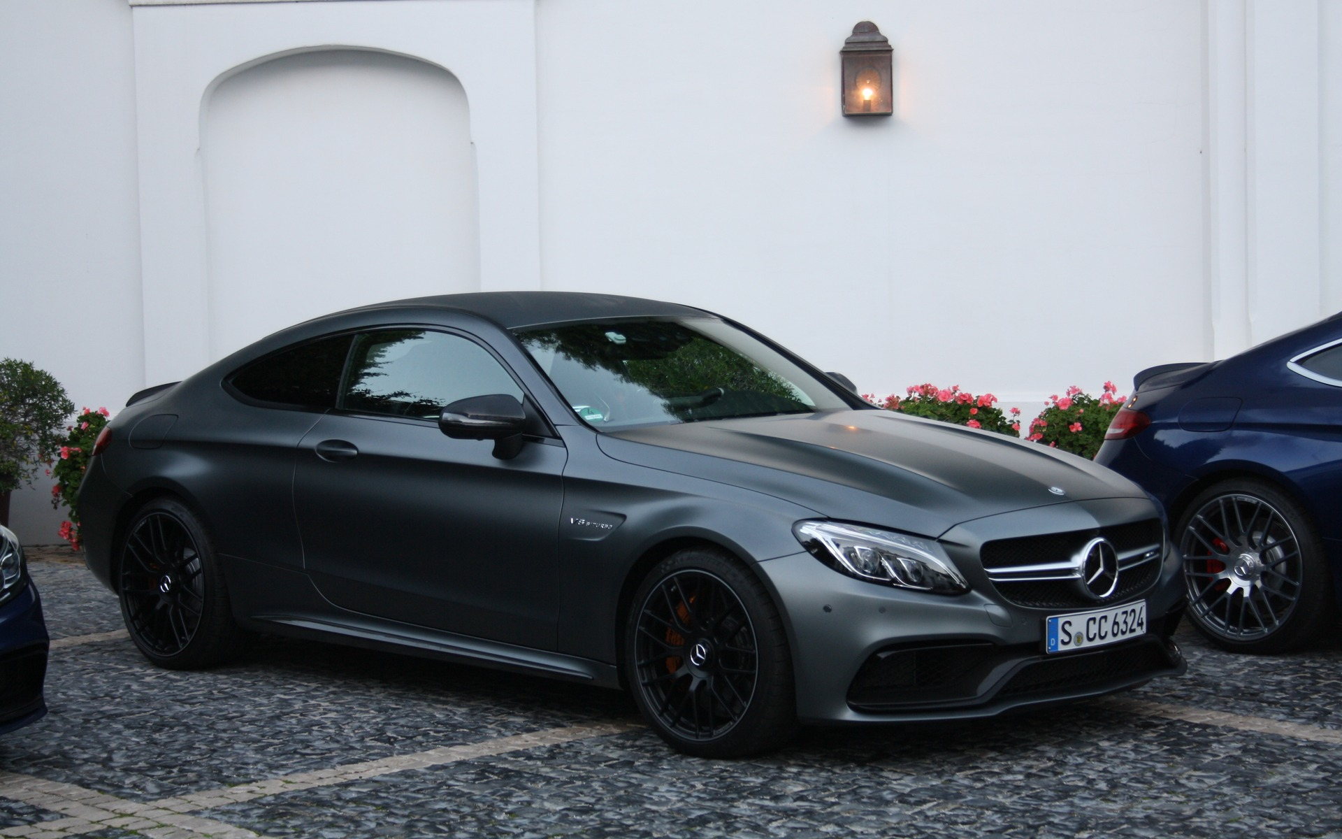2017 Mercedes Amg C 63 Coupe Source Of Motivation 18 26