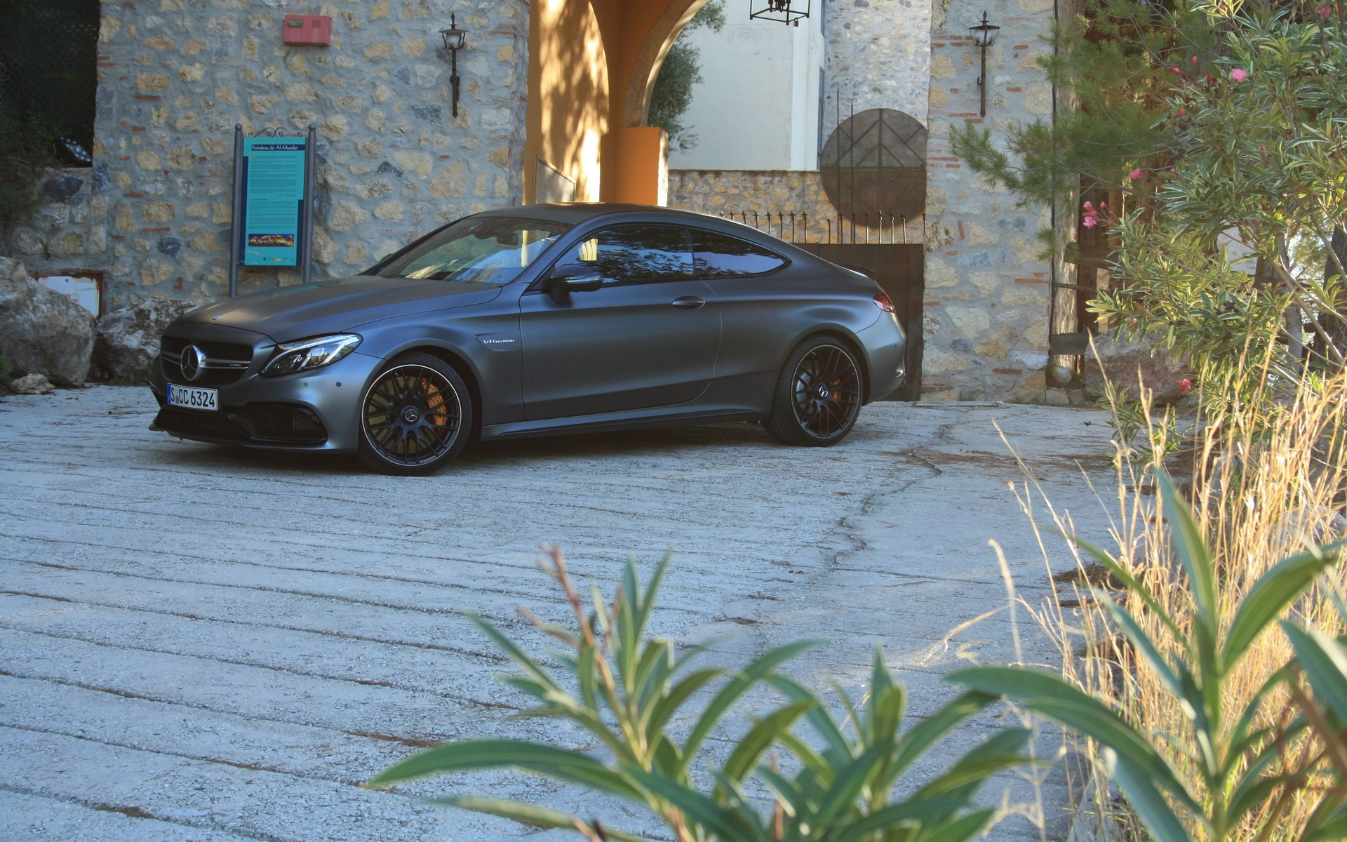 Mercedes S Coupe Used
