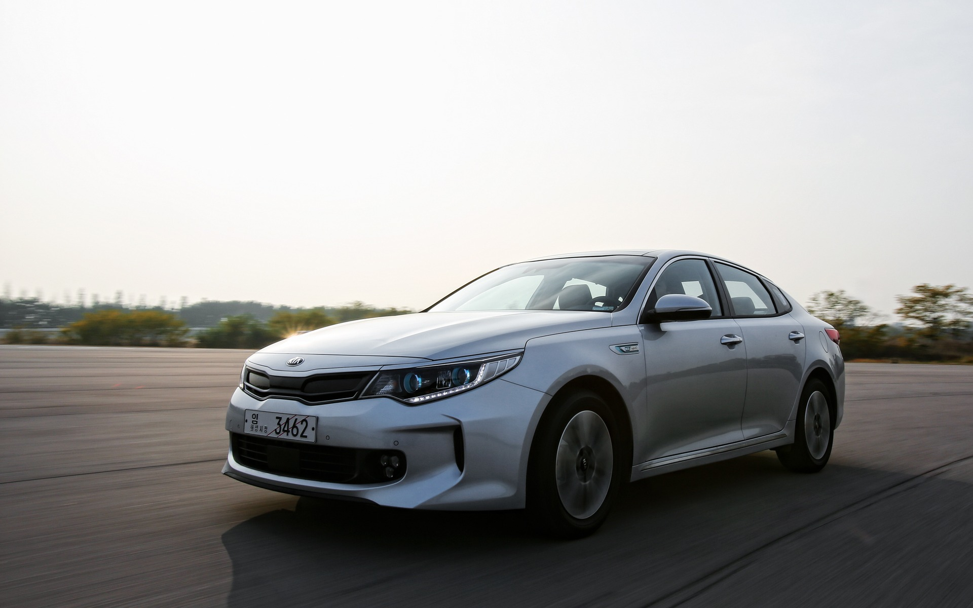 16 2016 Kia Optima owners manual
