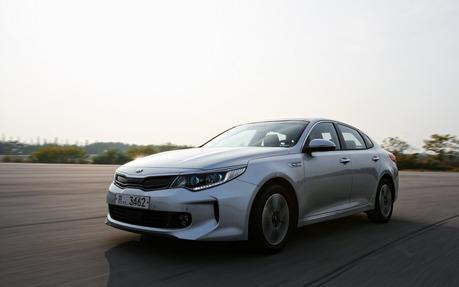 2016 Kia Optima Hybrid And Optima Phev Big Leap Forward The Car Guide