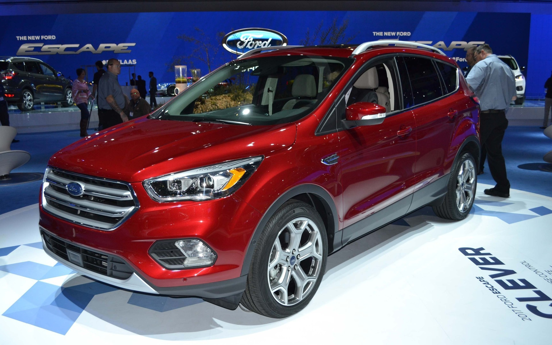 2017 Ford Escape Building On Its Success 2 46