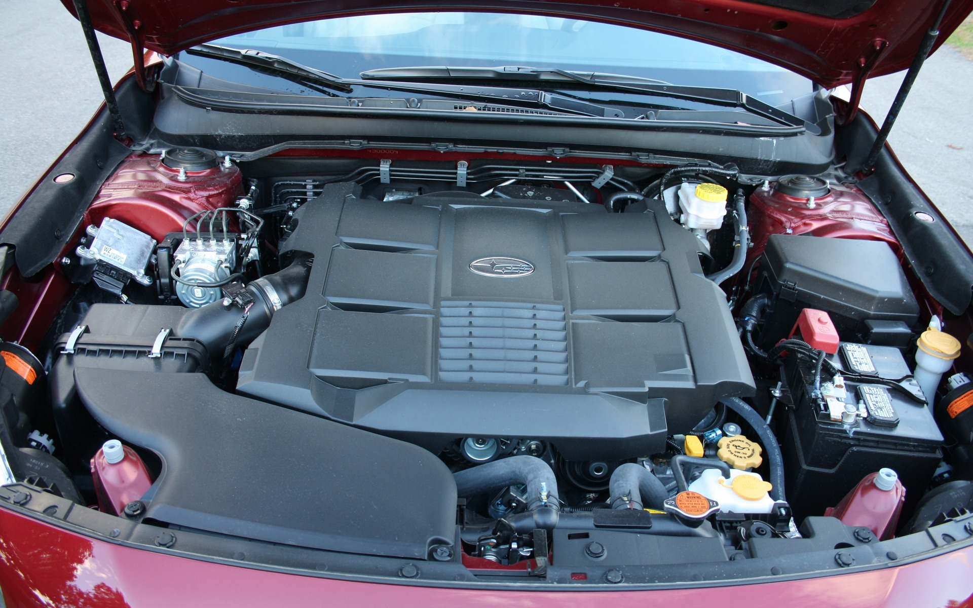 2016 Subaru Outback 3 6r Limited The Nonconformist 4 16