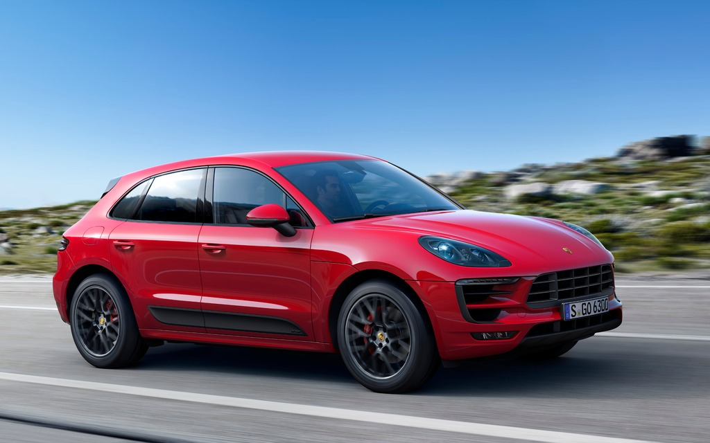 2017 Porsche Macan Gts This Is The One You Should Buy The Car Guide