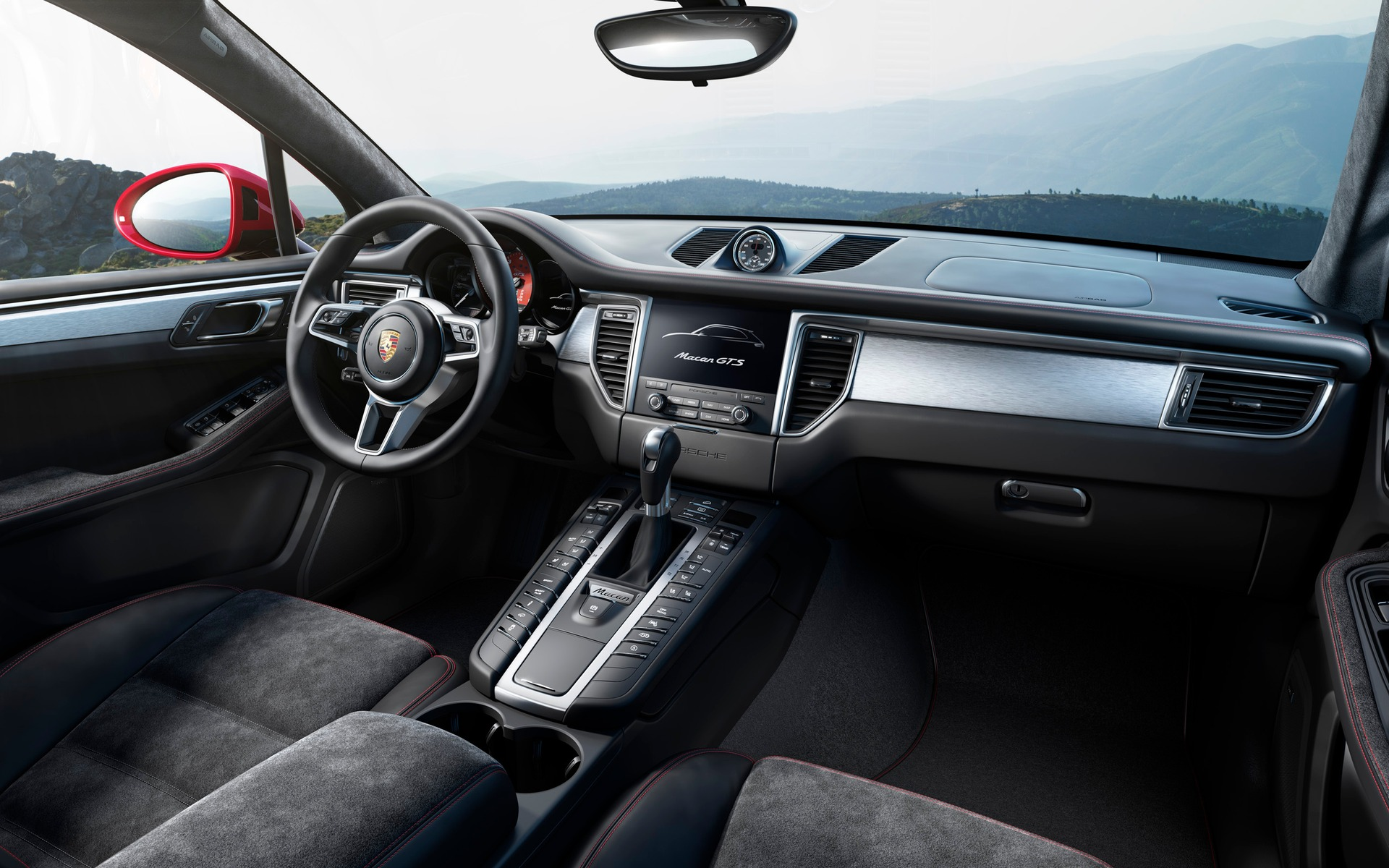 Porsche Macan Gts Interior >> 2017 Porsche Macan GTS: This is The One You Should Buy! - 5/13