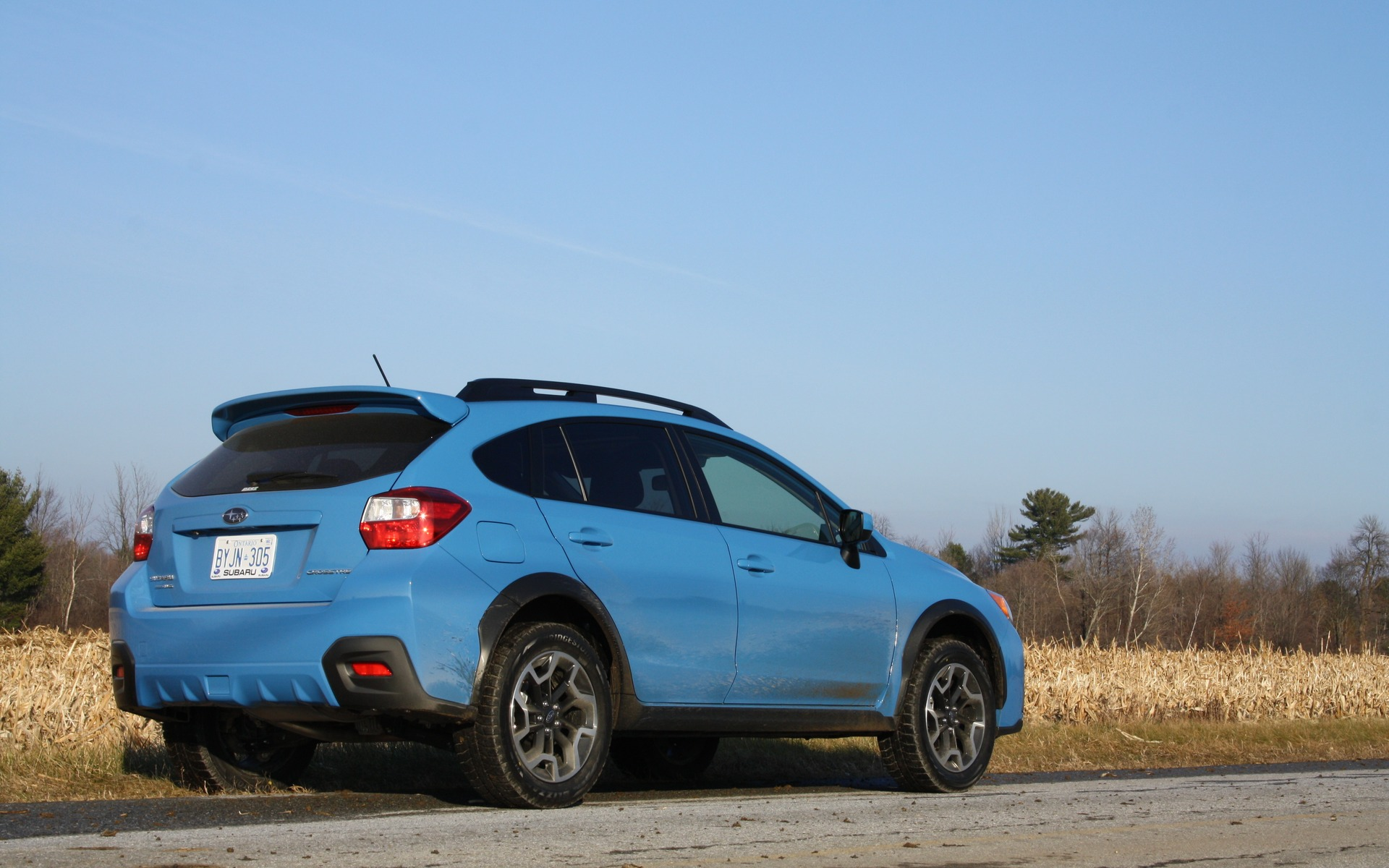 2016 Subaru Crosstrek Just Another Day At The Office 2 20