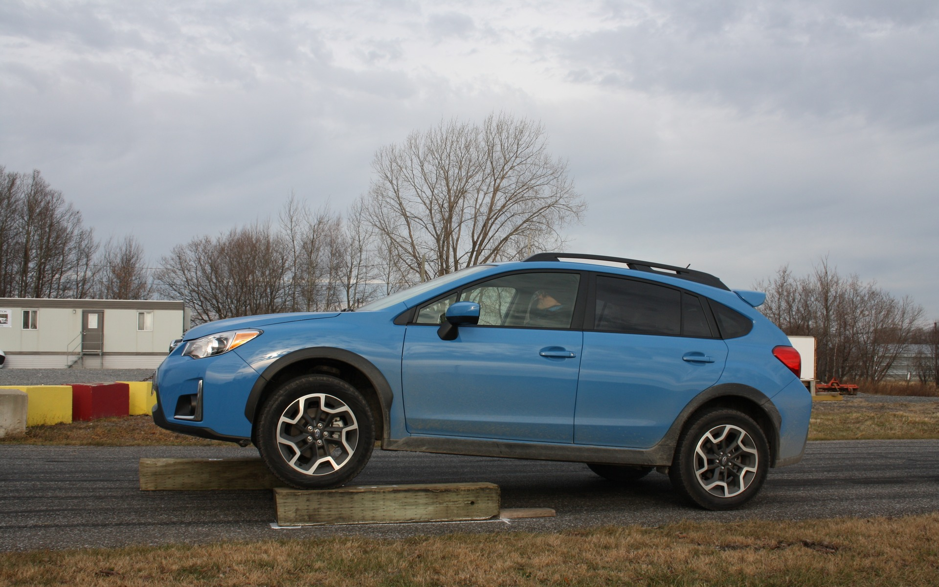 2016 Subaru Crosstrek Just Another Day At The Office 17 20