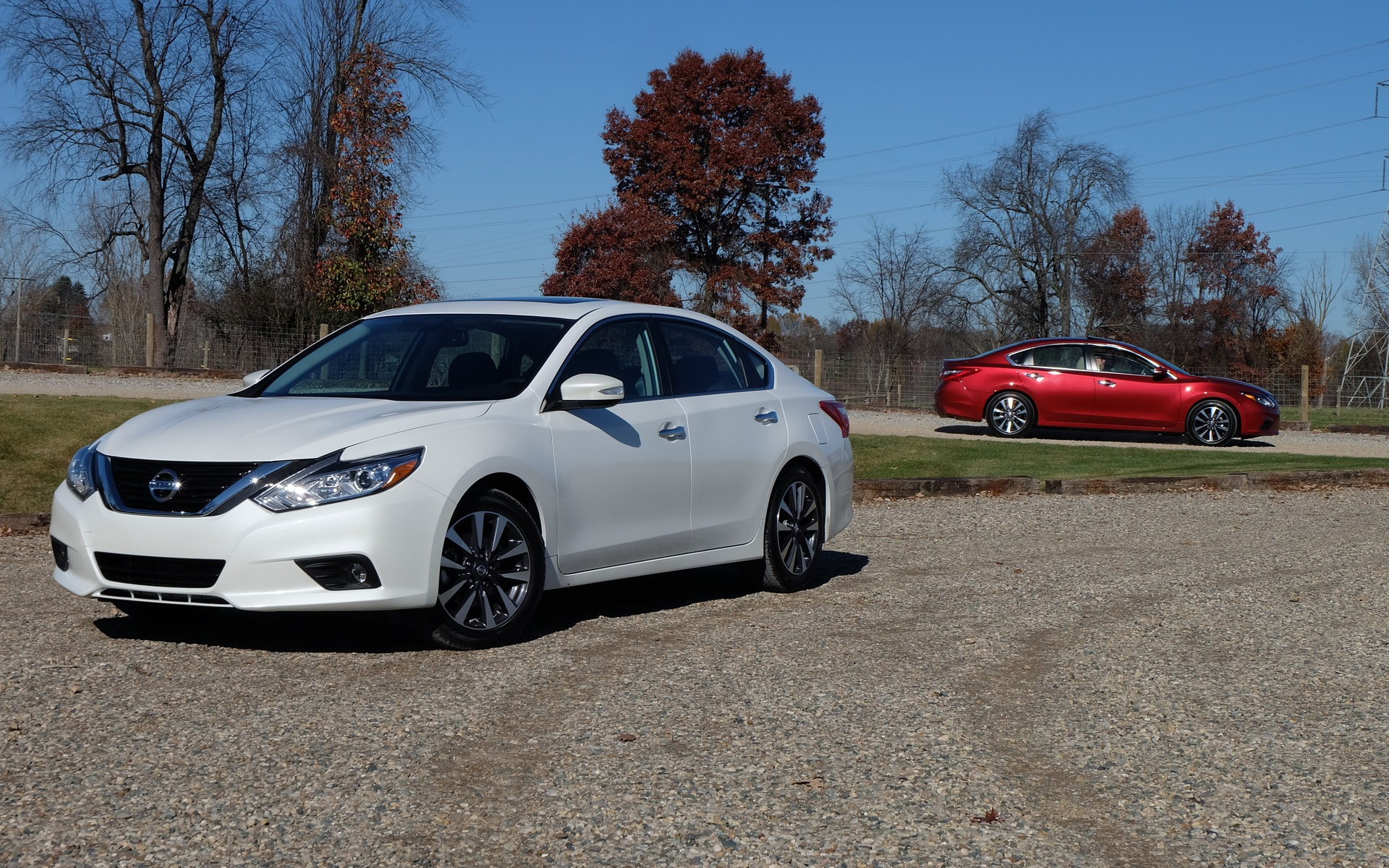 The 2016 Nissan Altima receved a facelift