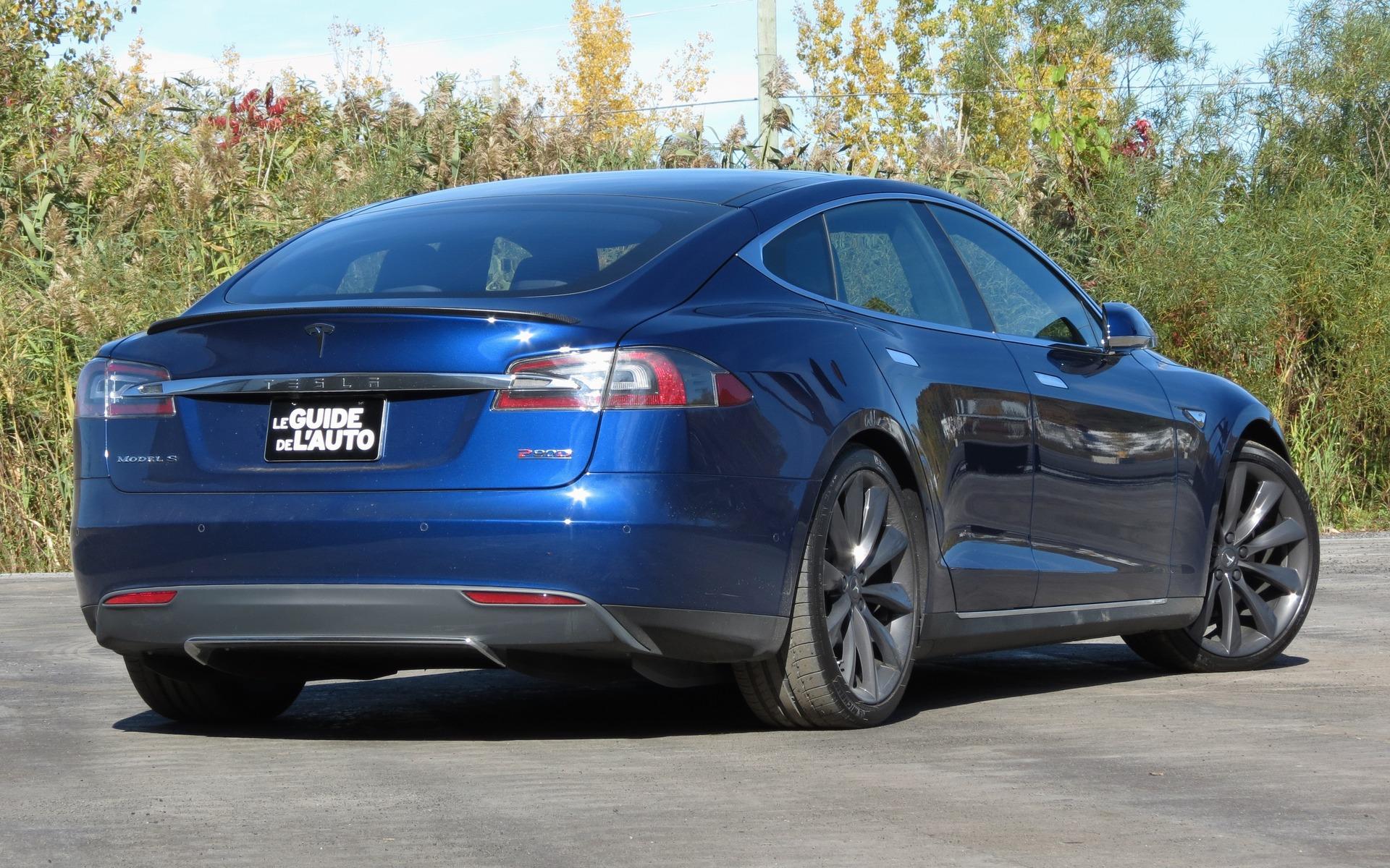 tesla model s 7 seater. Tesla Model S P90D 7 Seater P
