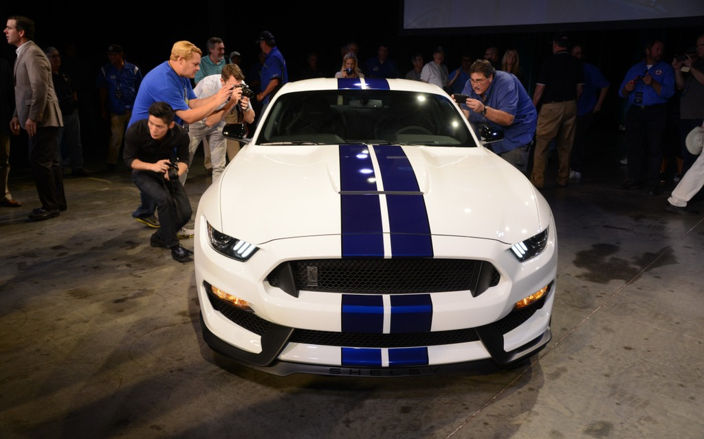 Ford Shelby GT350