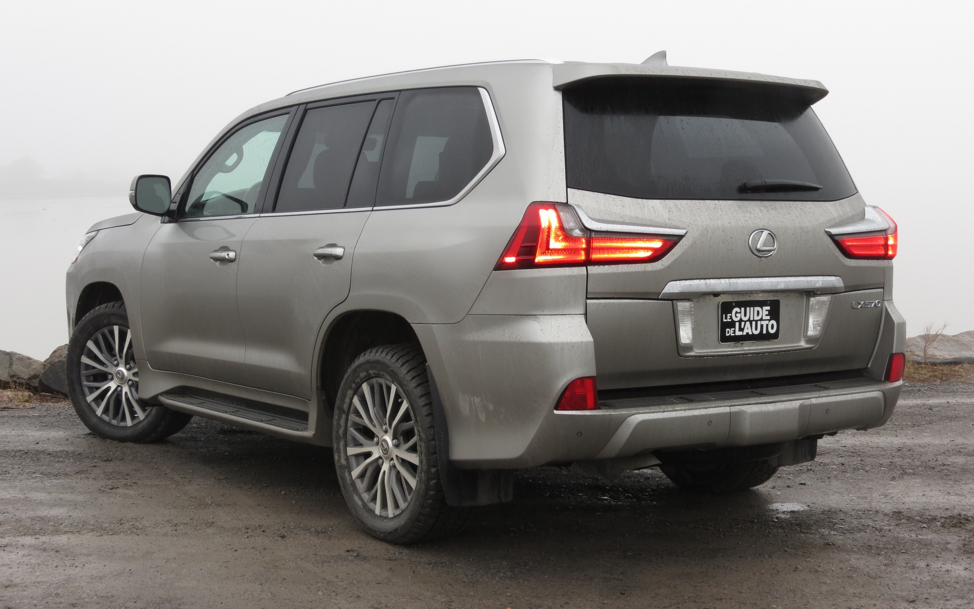 Lexus Lx 570 >> 2016 Lexus AWD – Good Looks And Other Traits That Run In The Family - 10/40
