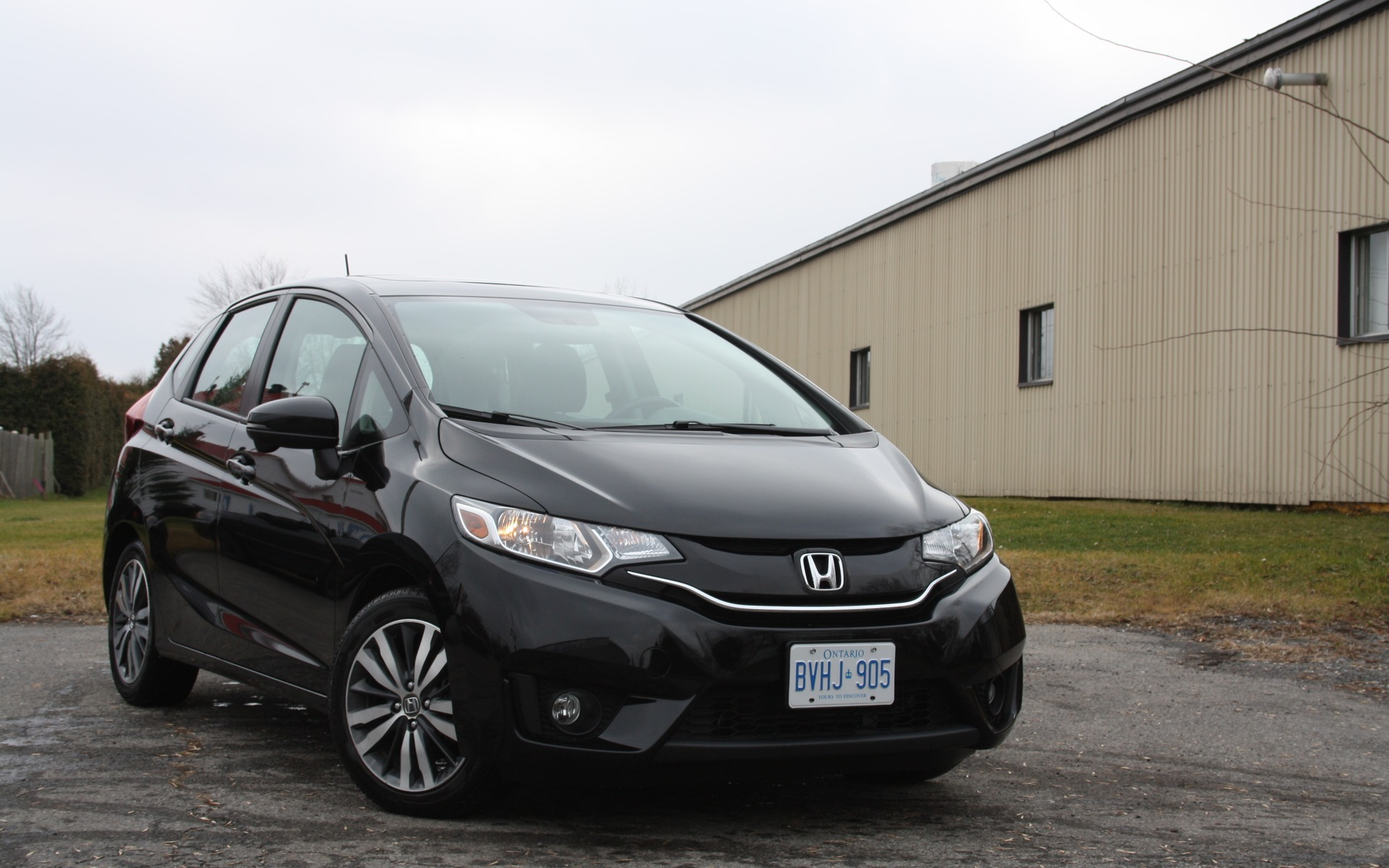 The Honda Fit was totally redesigned for 2015