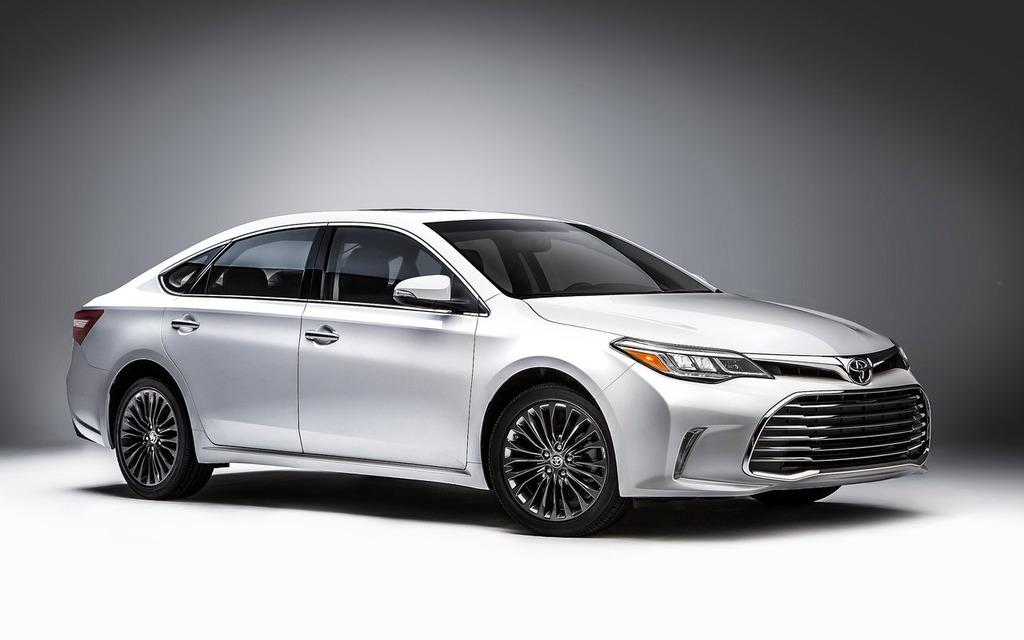 Toyota Avalon 2016