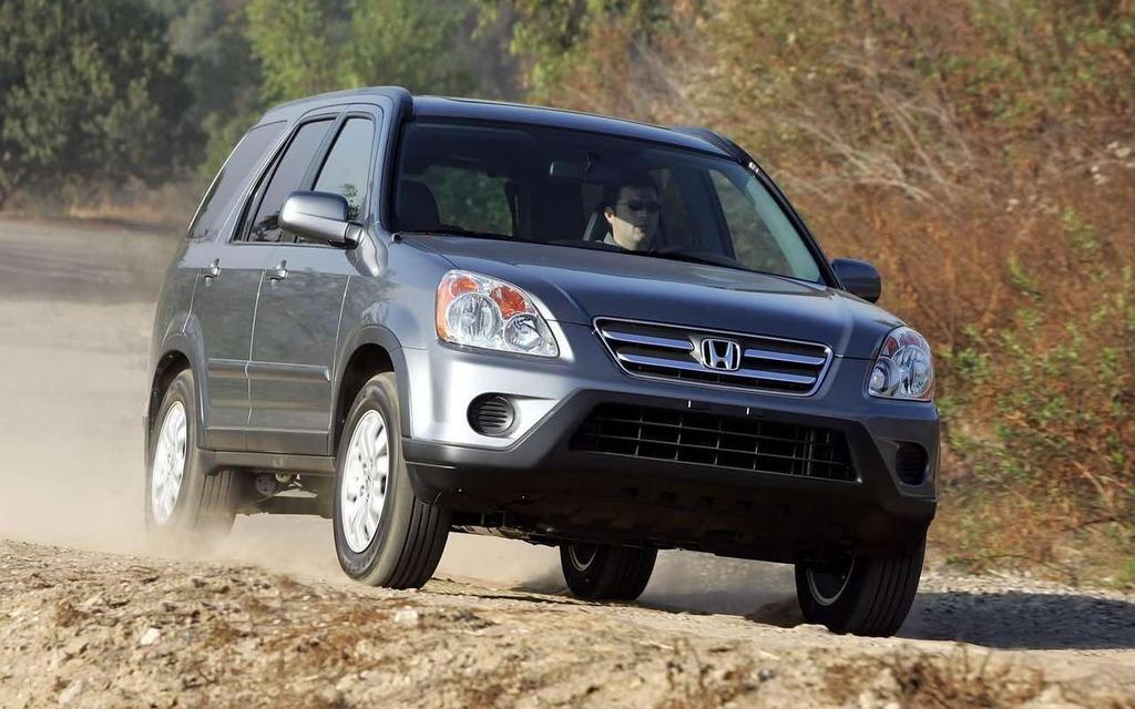 Takata's Recall Hits The Honda CR-V - The Car Guide