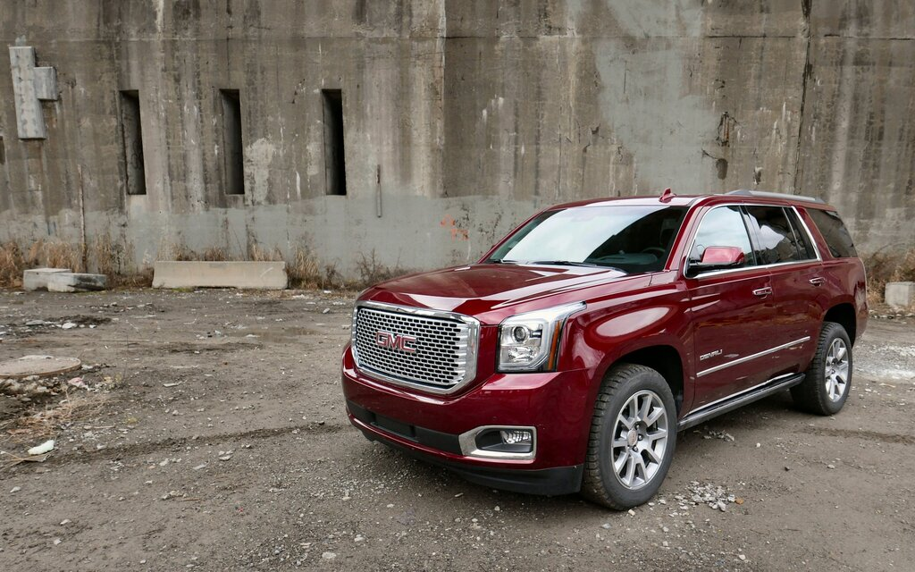 2016 GMC Yukon Denali: The Escalade For The Rest Of Us ...