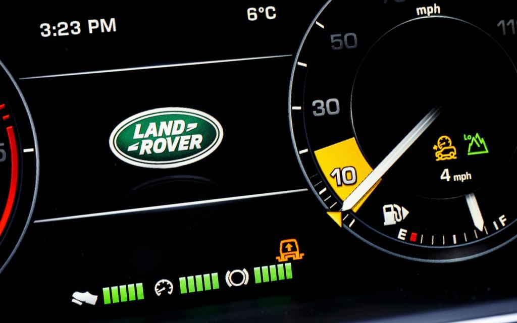 Diesel >> 2016 Range Rover Sport Td6: The Renaissance Diesel - 26/28