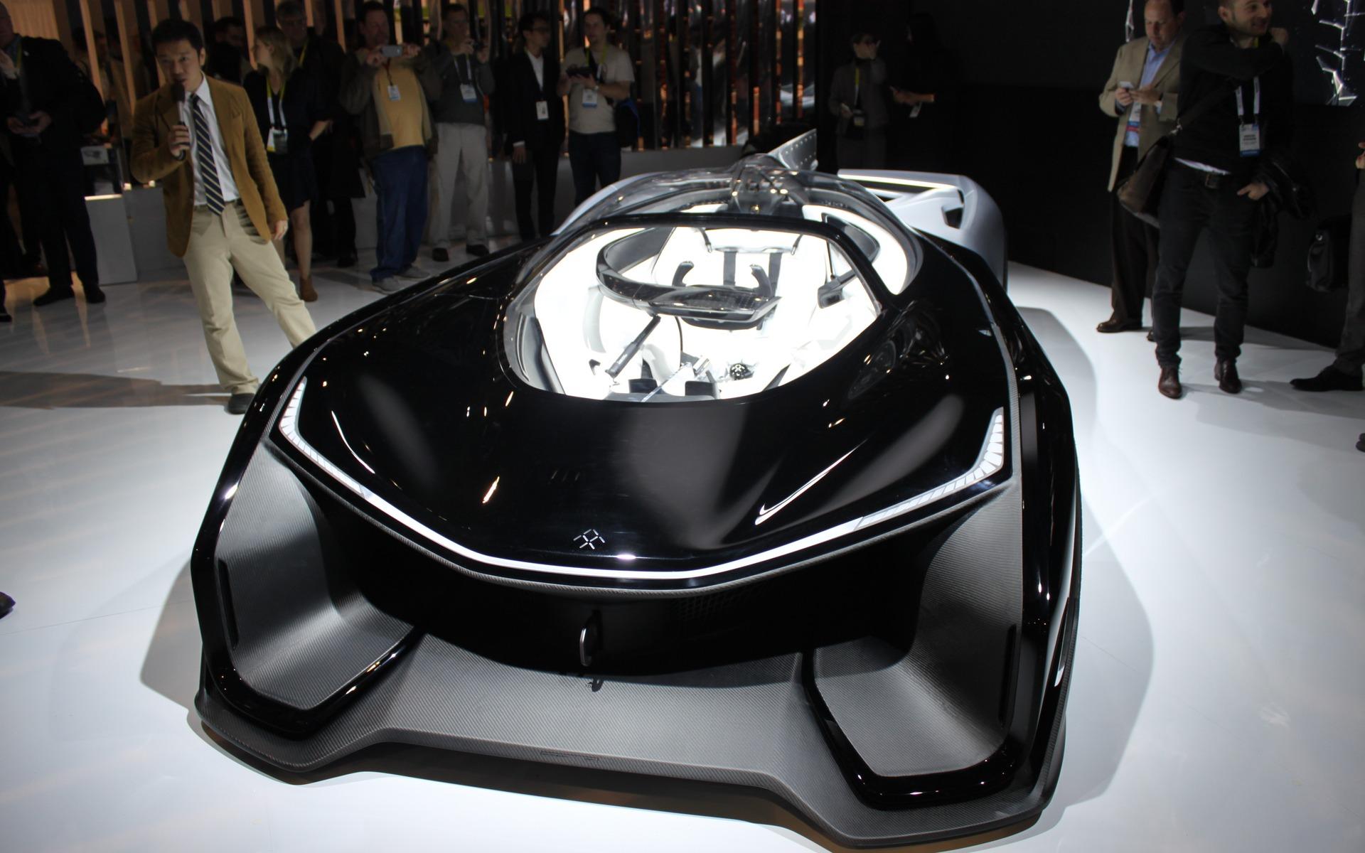 Faraday Future FFZERO1