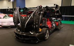 La zone performance au salon de l 39 auto de montr al 2016 - Salon de l auto de montreal ...