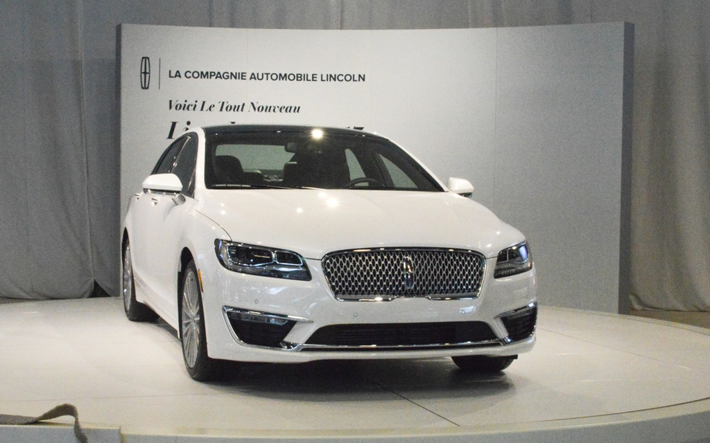 Lincoln MKZ 2017