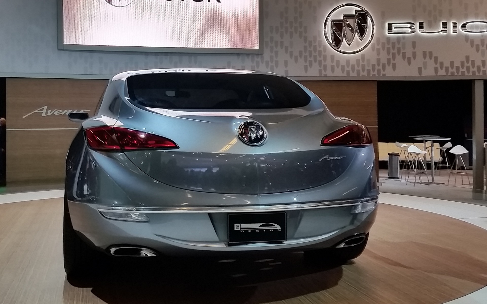 Buick Avenir Concept The Brand S Future 4 13
