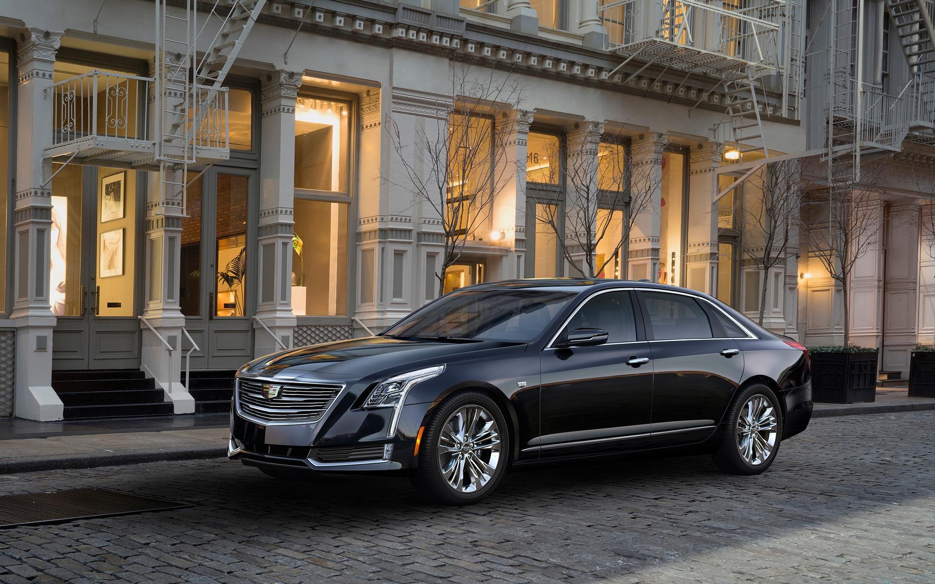 2016 Cadillac CT6