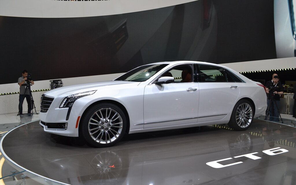 Cadillac Ct 4 >> 2016 Cadillac CT6: We're Driving It This Week - 4/4