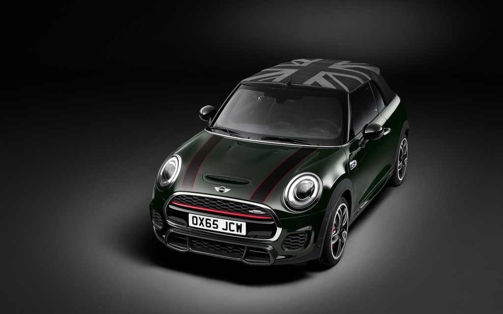 Here Is The 2016 Mini John Cooper Works Convertible The Car Guide