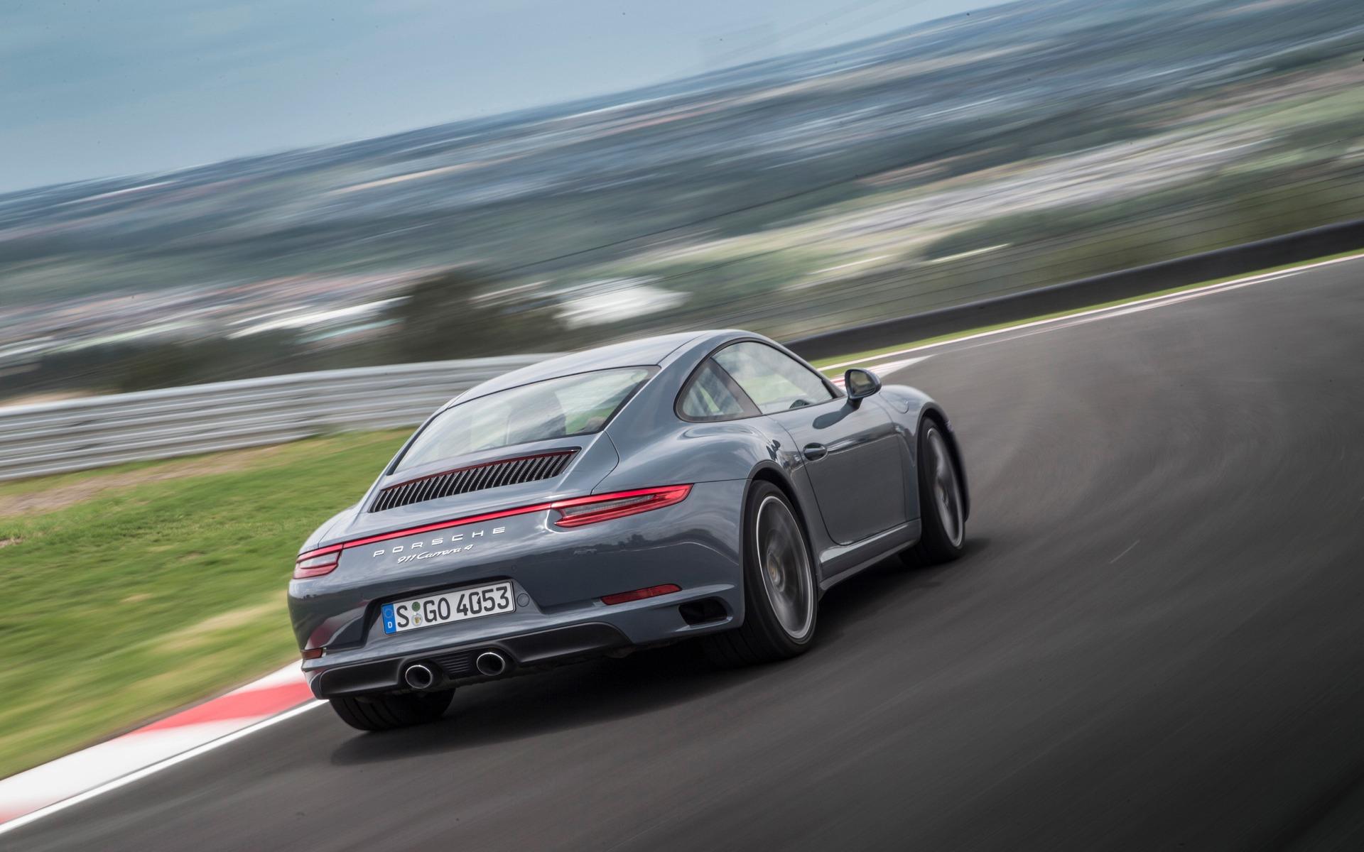 2017 porsche 911 carrera 4s, targa and turbo s: we're driving them