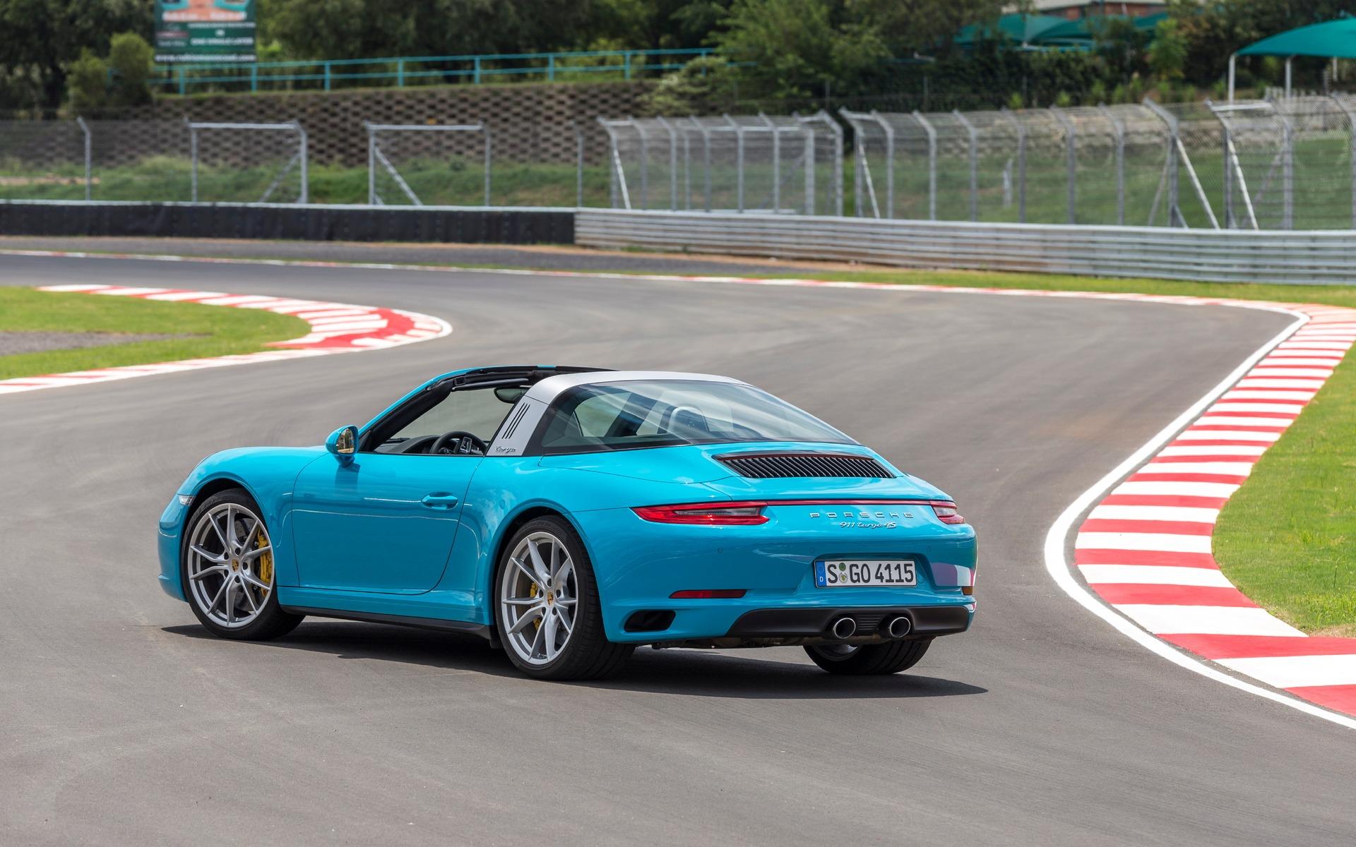 2017 Porsche 911 Carrera 4S, Targa And Turbo S: We're Driving Them on porsche 911 turbo targa, porsche 911 s targa, porsche 991 carrera 4s targa, porsche 911 targa 4s review, porsche 911 targa 4s symbol,