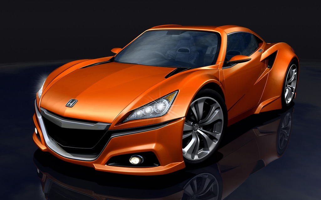 Is Honda Planning A Baby Nsx Called The Msx 1 2