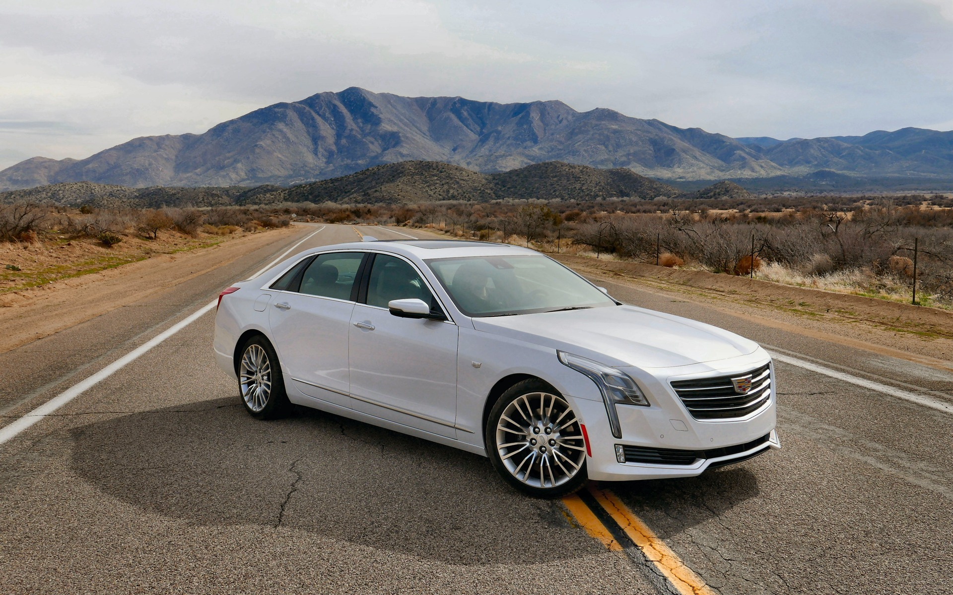 2016 cadillac ct6 v8 tt on the way the car guide. Black Bedroom Furniture Sets. Home Design Ideas