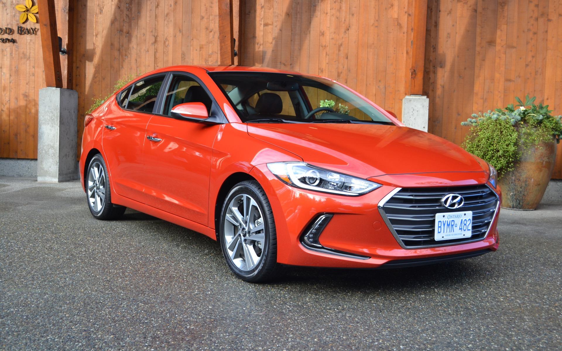 Hyundai Elantra 2017, uen sixième génération arrive !