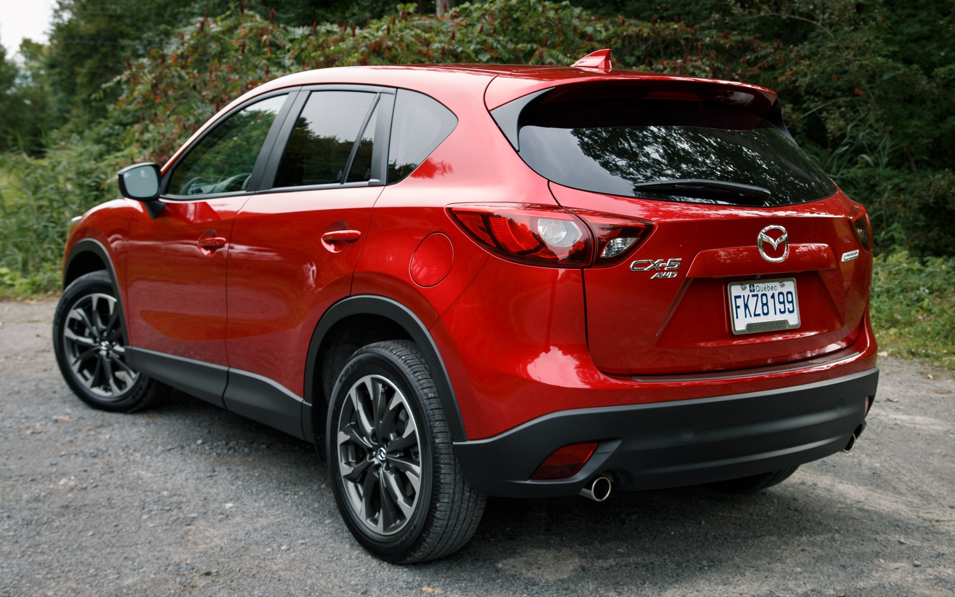 Sale Stop And Recall For The Mazda CX-5 - 2/9