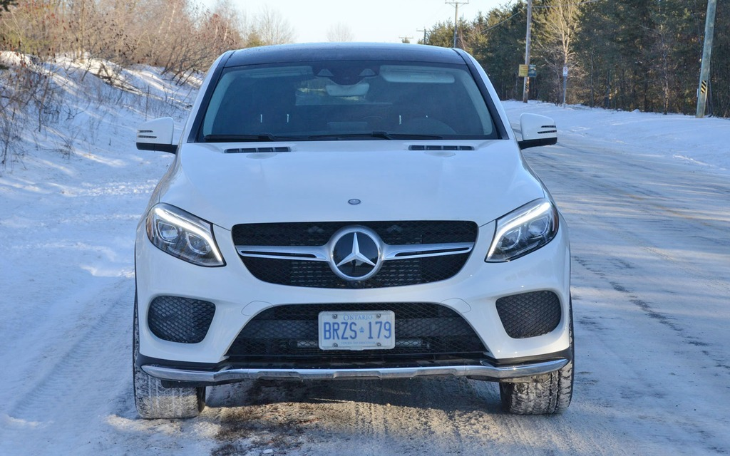 Mercedes Gle 350 4matic >> 2016 Mercedes-Benz GLE 350d 4MATIC Coupe: Hits the Ground Running - 10/28