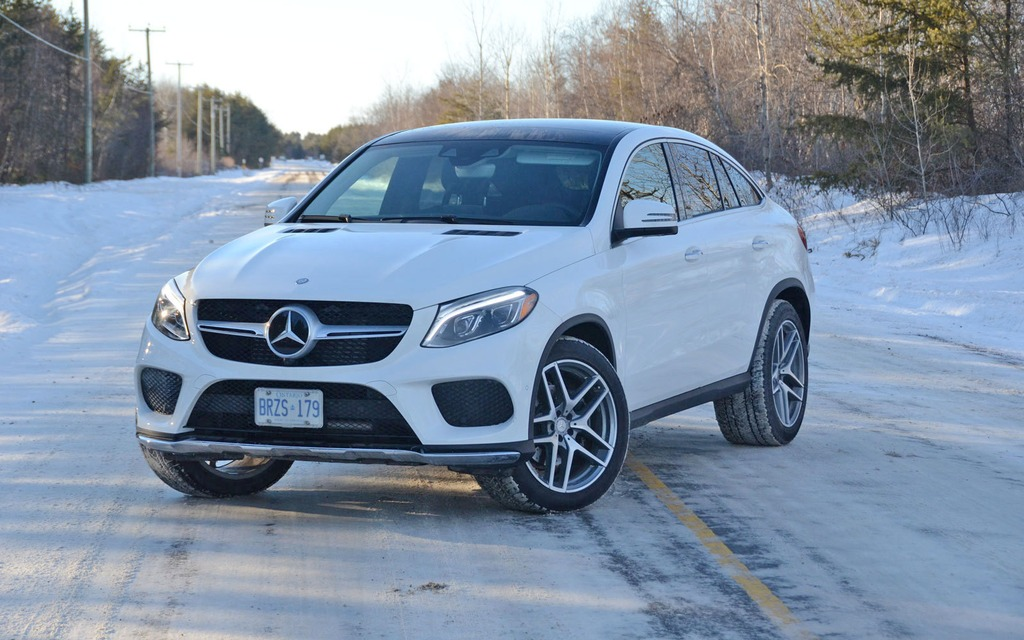 2016 Mercedes-Benz GLE 350d 4MATIC Coupe