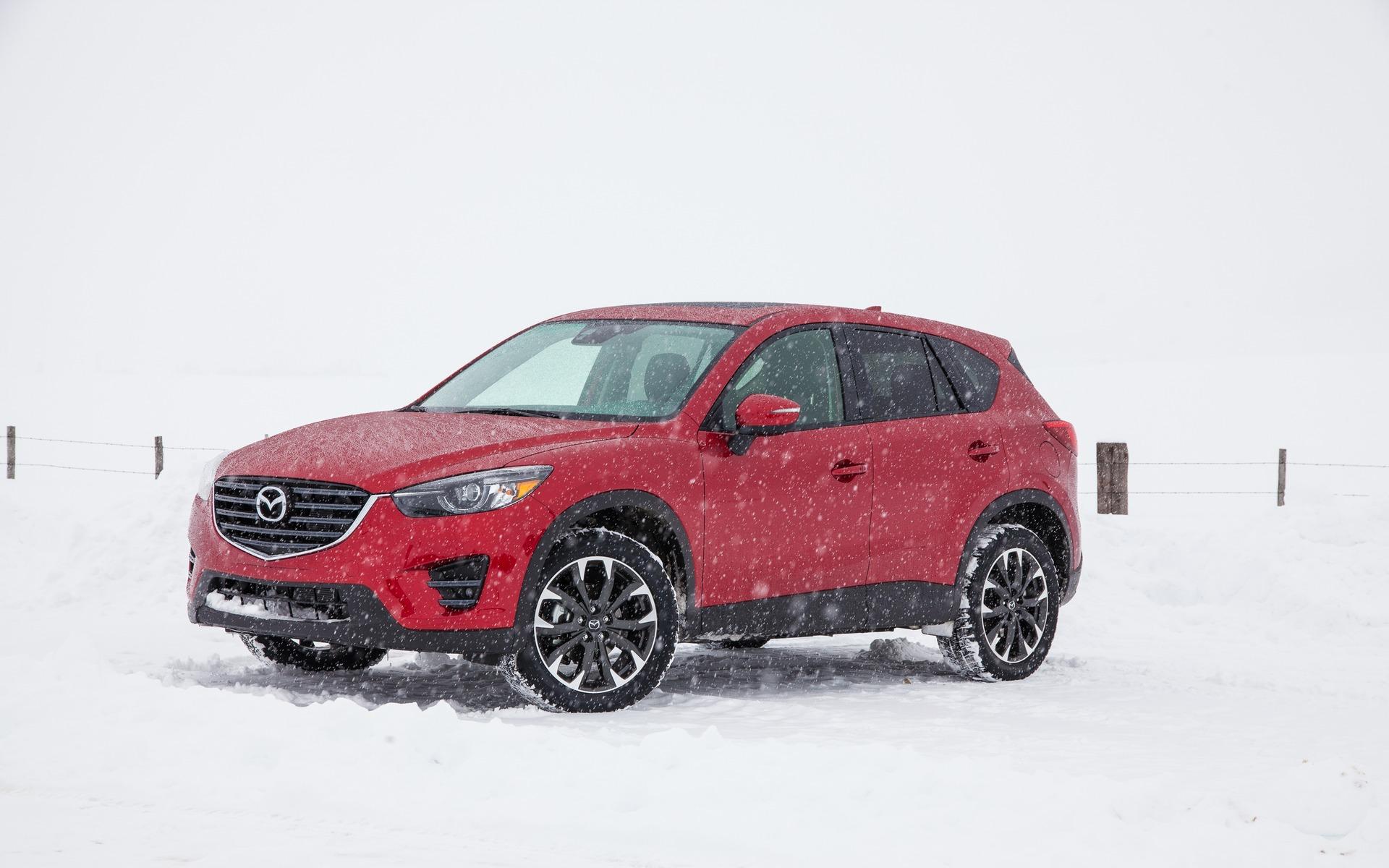 i-ACTIV : le rouage intégral selon Mazda