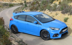 ford focus rs 2016 une compacte tincelante guide auto. Black Bedroom Furniture Sets. Home Design Ideas