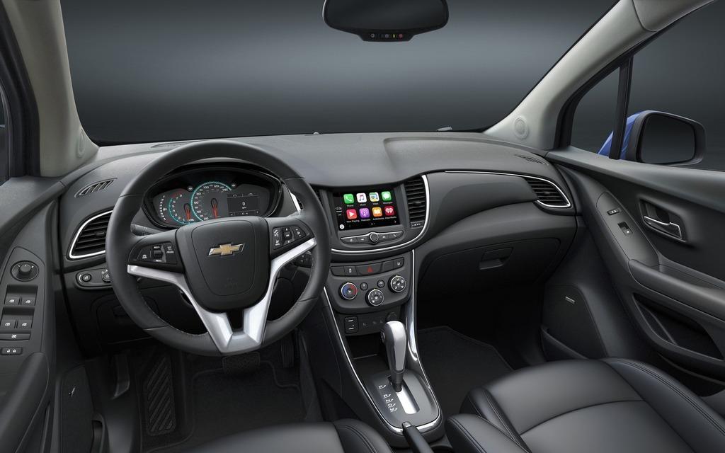 2017 Chevrolet Trax A Little Facelift 44