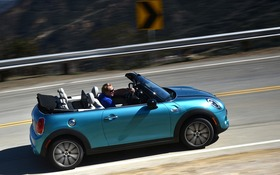 2016 Mini Cabriolet Stylish And Fashionable The Car Guide