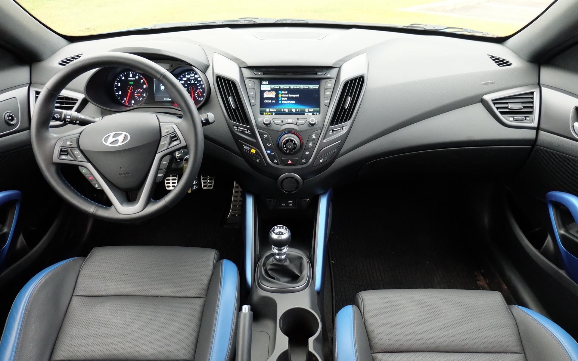 Hyundai Veloster Rally Edition