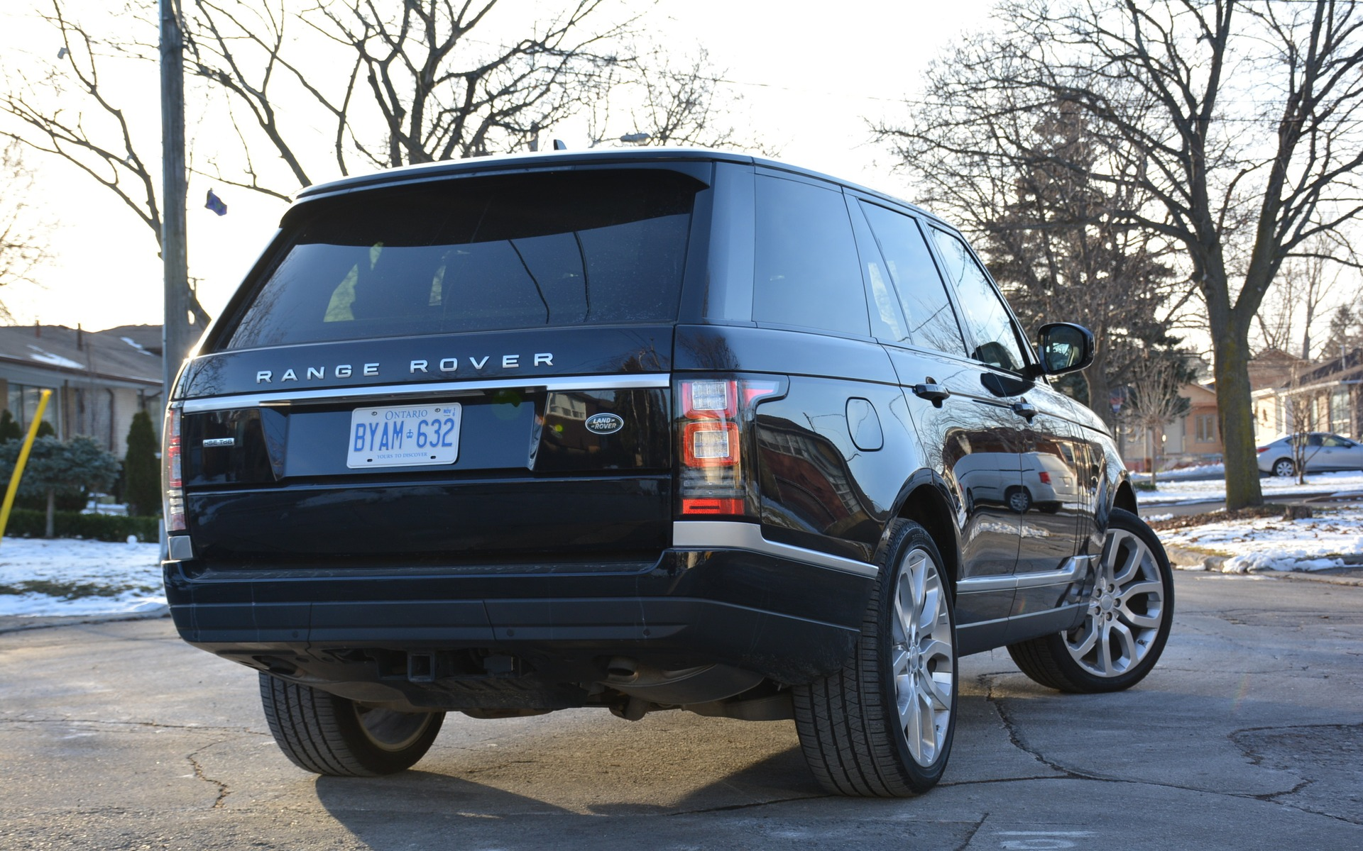 Land Rover Dealers >> 2016 Range Rover HSE Td6: a Different Take on Diesel - 2/30