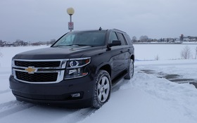 2016 chevrolet tahoe for the great wilderness the car guide. Black Bedroom Furniture Sets. Home Design Ideas