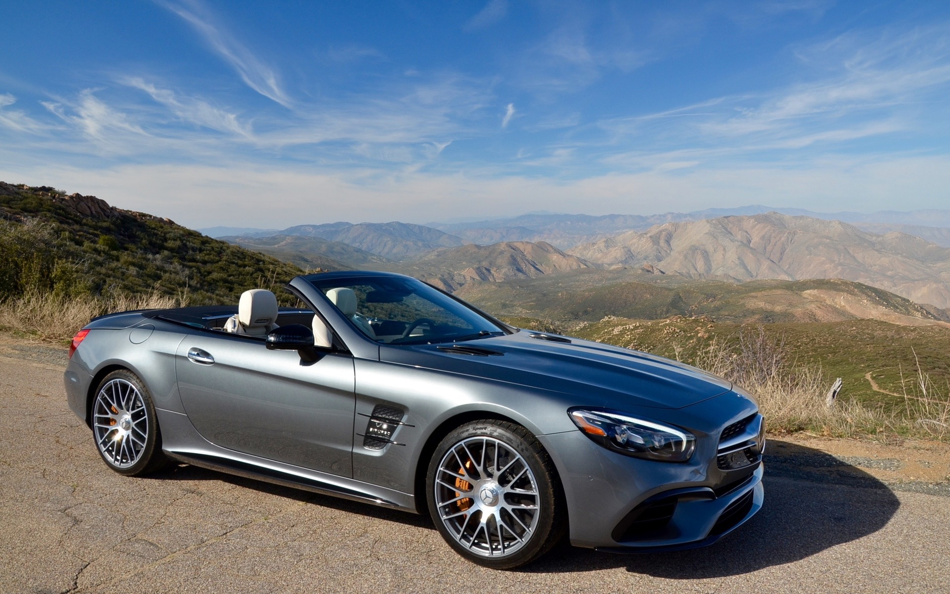 2017 Mercedes Benz Sl More Evocative And More Refined 26 36