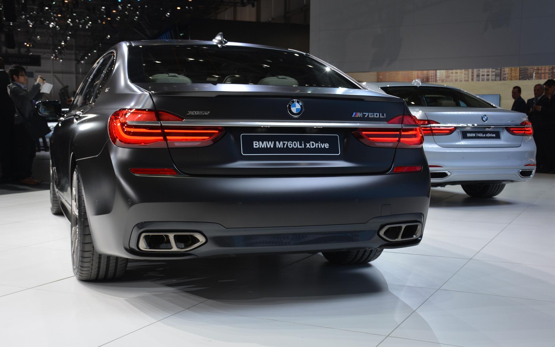 Bmw 6 Series Reviews >> Finally, an M Powered BMW 7 Series - 7/22