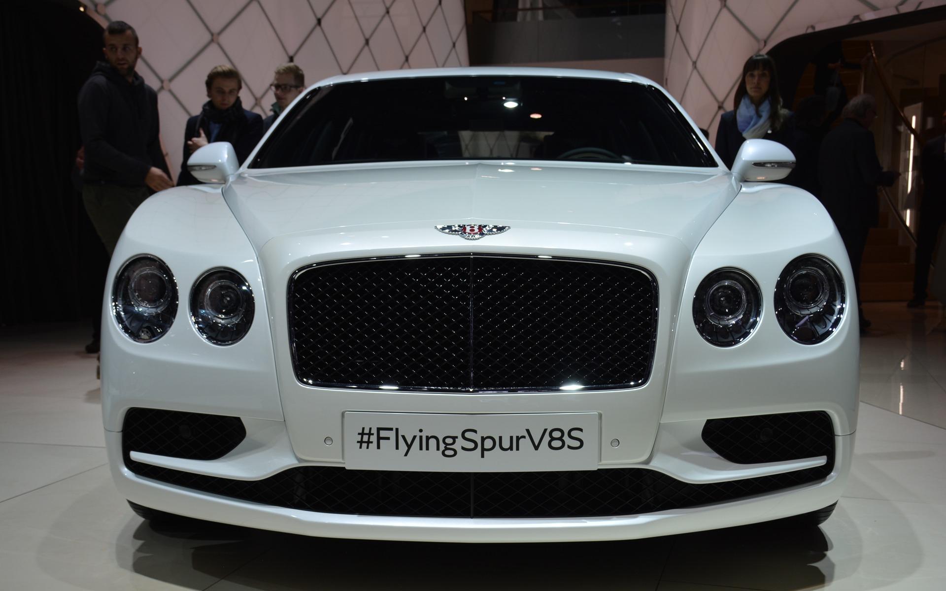 2017 Bentley Flying Spur V8S