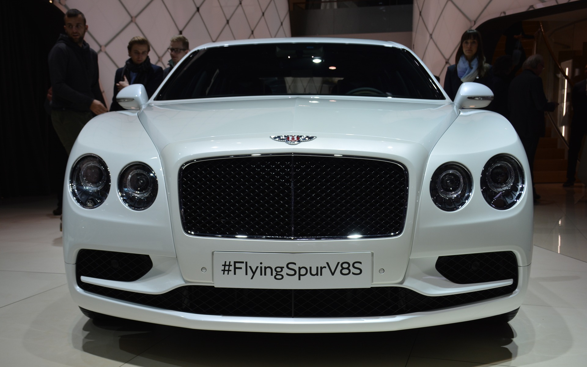 Bentley Flying Spur V8s 2017
